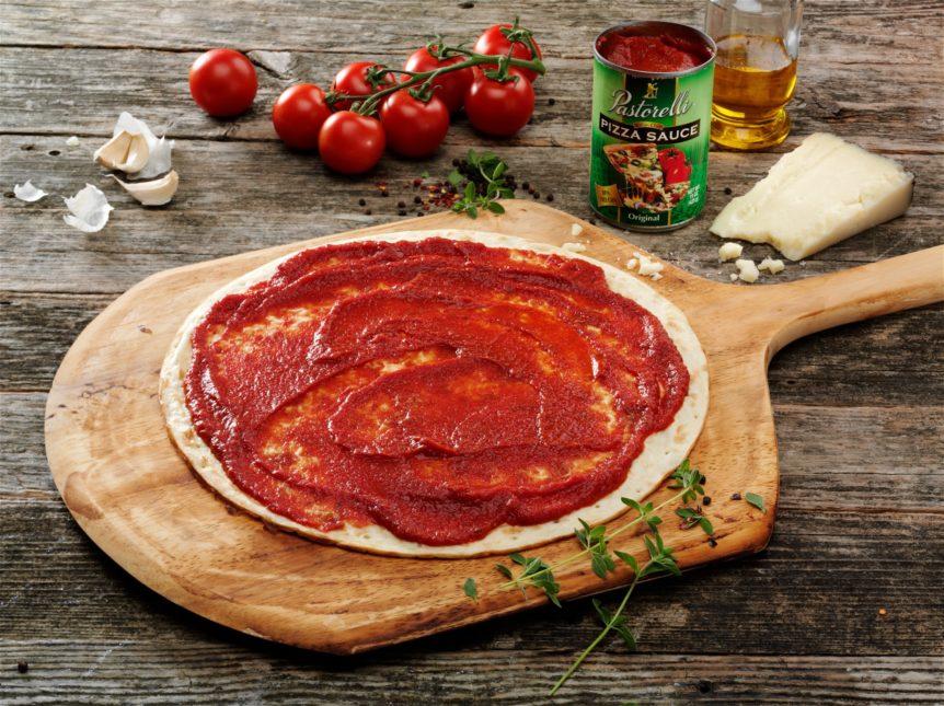choose pizza sauce
