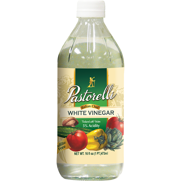 White Vinegar Pints