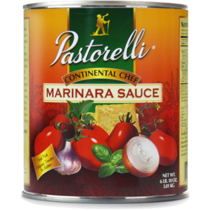 Continental Chef Marinara Sauce