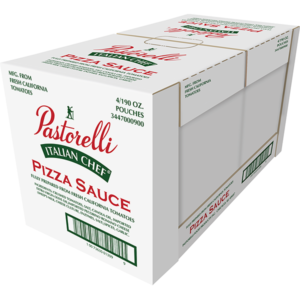 Italian Chef Pizza Sauce Pouches