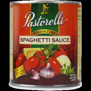 Italian Chef Spaghetti Sauce