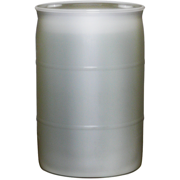 55-gallon vinegar drum